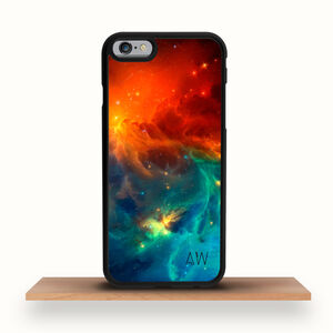 Personalised Space Galaxy iPhone Case