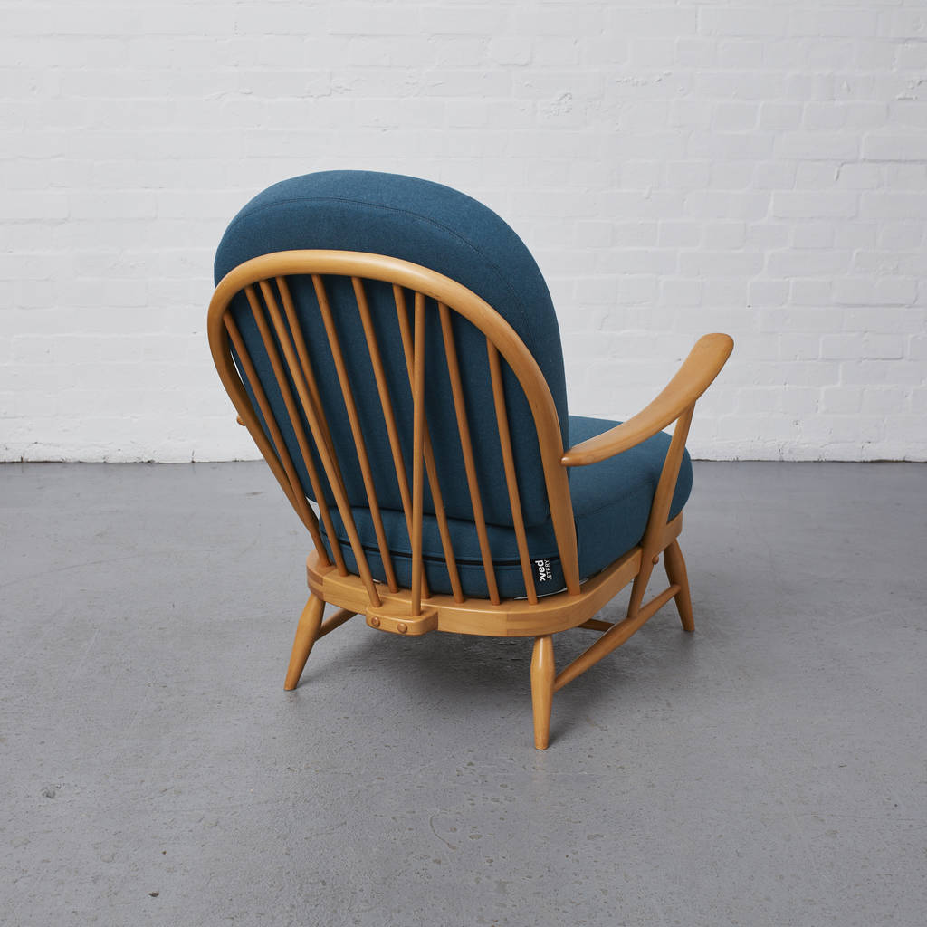 vintage ercol windsor chair by reloved upholstery rh notonthehighstreet com