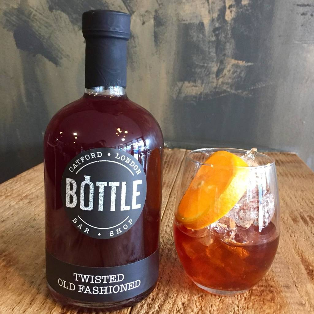 Twisted Old Fashioned