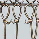 Montaigne Brass Fireplace Tools