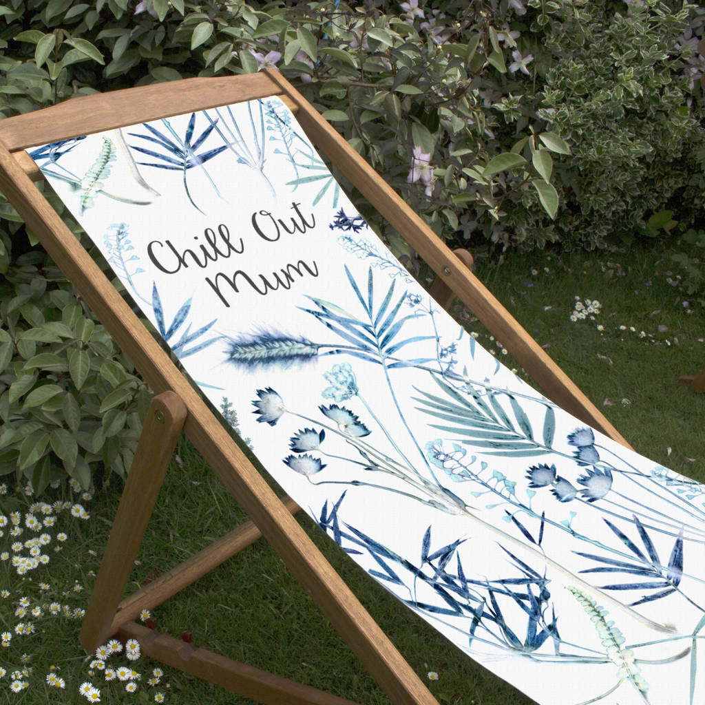 mum and dad s matching deckchairs for couples by gillian arnold rh notonthehighstreet com