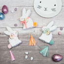 Easter Bunny Rabbit Pinata Style Table Favours