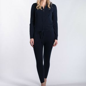 100% Cashmere All In One Hooded Jumpsuit Onesie - gifts for her