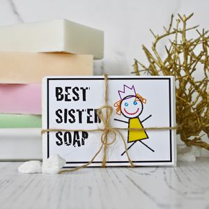 Best Sister Soap - health & beauty sale