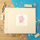 Personalised Baby Alphabet Photo Album