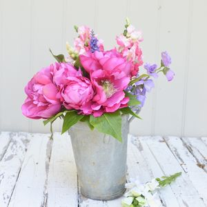 Pink Peony Bouquet - home accessories