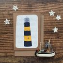 St John's Point Lighthouse Greeting Card