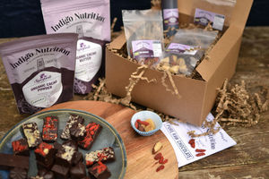 Raw Chocolate Making Kit - low sugar gifts