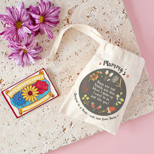 Personalised Mum's 'Grow Your Own' Wildflower Bouquet - gifts for mothers