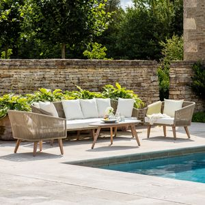 Isle Of White Outdoor Furniture Set