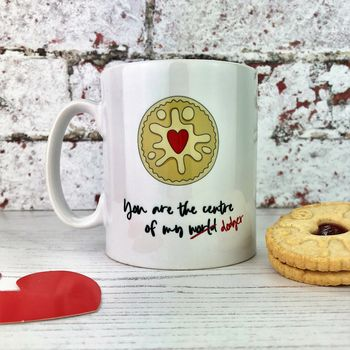 Jammie Dodger China Mug