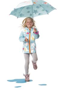 Child's Colour Changing Starfish And Friends Jacket - coats & jackets