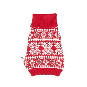 Traditional Nordic Custom Knitted Jumper