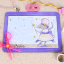 Purple Ballerina Placemat
