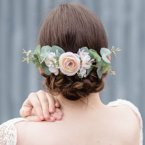 Coco Flower Hair Comb