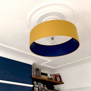 Bespoke Wide Mix And Match Lampshade - lampshades