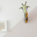 Personalised Memento Giraffe Trophy Head