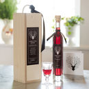 Raspberry And Lime Infused Gin Gift Set Award Winner
