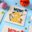 Wow You're Two! A Birthday Book You Can Send As A Card