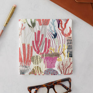 Corals Handkerchief Pocket Square