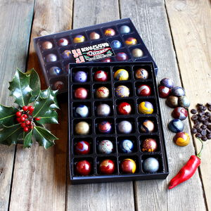 Balls Of Steel Chilli Chocolate Roulette 200g