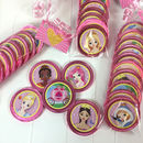 Chocolate Party Favours Princess Chocolate Foiled Coins