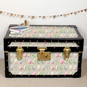 Pink Eggs Tuck Box - toy boxes & chests