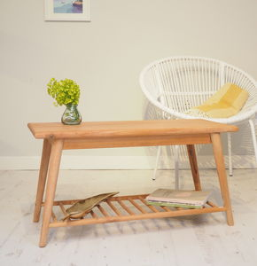 Wooden Coffee Table – Stockholm