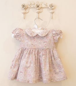 Alice In Wonderland Baby Dress - whatsnew