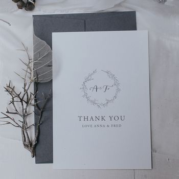 Anna Thank You Cards