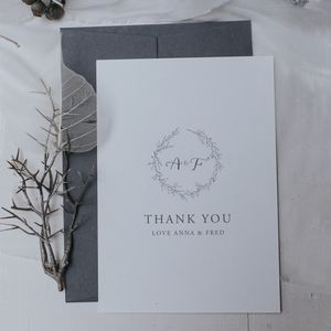 Anna Thank You Cards - thank you cards