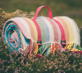 British Wool Picnic Blanket