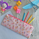 Children's Ballerina Pencil Case
