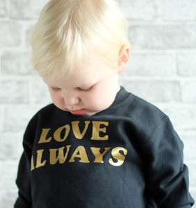 Love Always Long Sleeved Tee