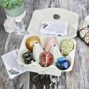 Crystal Egg Box Gift Set