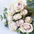 Vintage Rose Bunch Everlasting