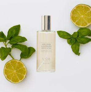 Lime, Basil And Mandarin Room Fragrance