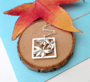 Autumn Necklace - necklaces & pendants