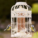 French Style Cage Bird Feeder