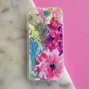 Floral iPhone Case Six, Seven, Eight, X