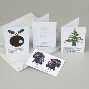 Luxury Mixed Christmas Card Pack Two