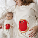 Mum And Baby Matching Set Robin Pyjamas