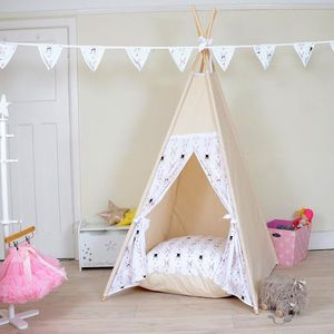 White Bunny Teepee Tent - new in baby & child