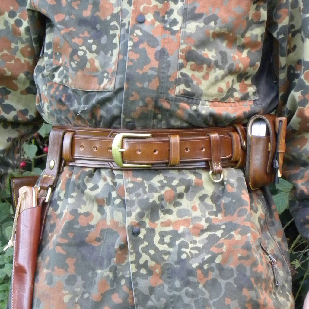 2in1 load carrying bushcraft belt by stealth hippy bushcraft bushcraft belt carrying load gamestrikefo Gallery