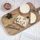 Personalised Cheeseboard