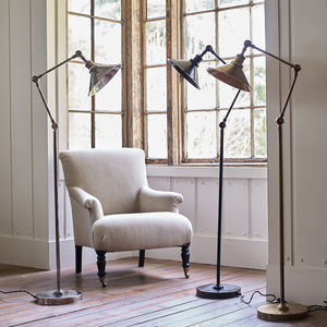Brenna Floor Lamp - floor lamps