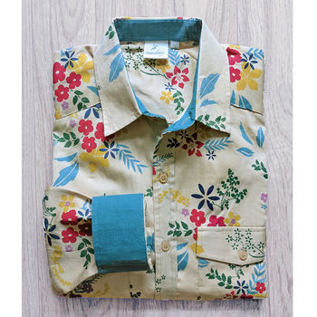 Joplin Jungle Men Shirt