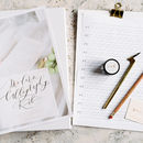 Luxe Modern Calligraphy Kit