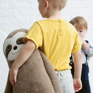 Supersized Sloth Soft Toy - soft toys & dolls