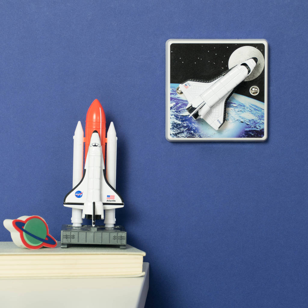 Outer Space Bedroom Rocket Light Switch. outer space bedroom rocket light switch by candy queen designs